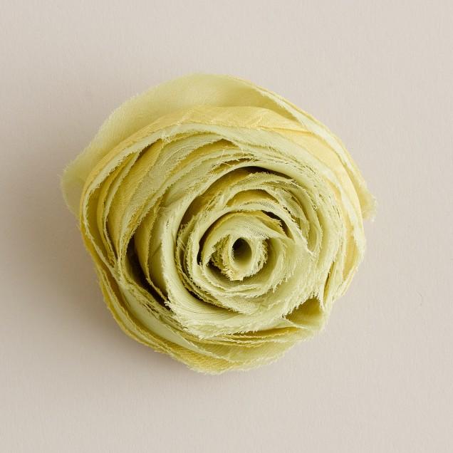 Rosette pin