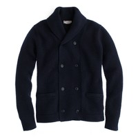 Wallace & Barnes double-breasted cardigan