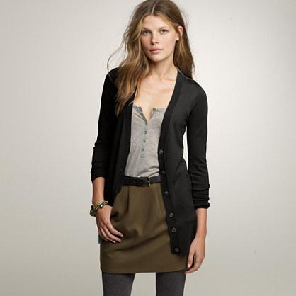 Infinity cardigan