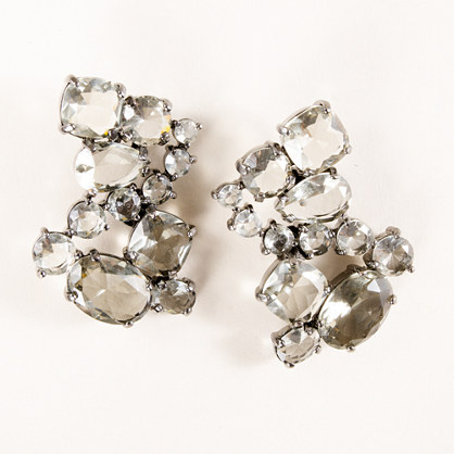 Galene crystal earrings