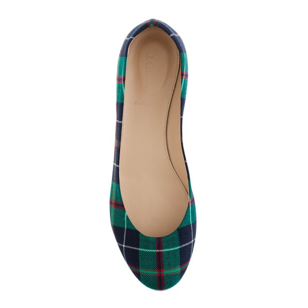 Collection Janey printed flats