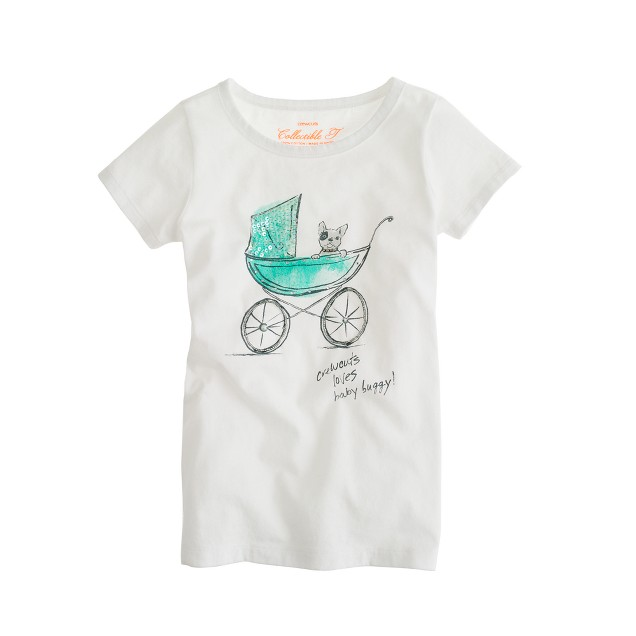 Girls' Baby Buggy® tee
