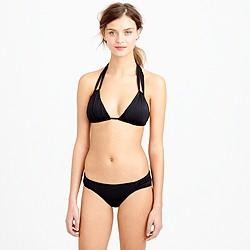 Jersey Lomellina® string bikini top