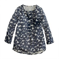 Girls' amore tunic