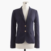 Tall classic schoolboy blazer in navy