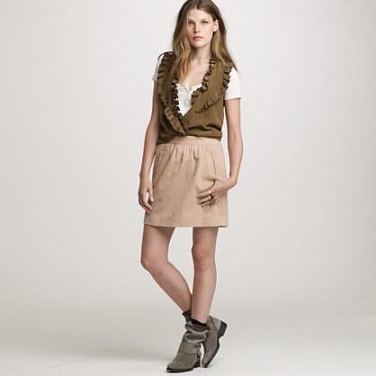 Cord Atlee skirt