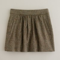 Donegal tweed Atlee skirt