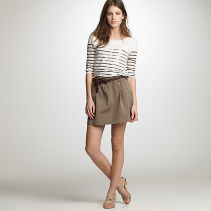 Cotton pimm skirt