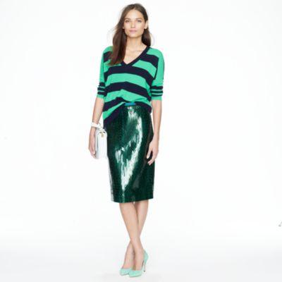 J Crew Sequin Skirt - Dress Ala
