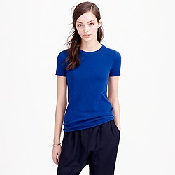 Collection cashmere T-shirt