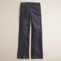 Petite stretch vintage trouser cord
