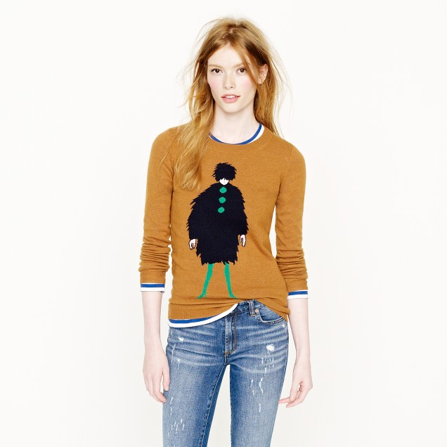 La Parisienne sweater