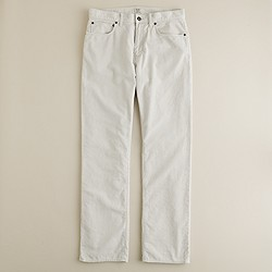 Vintage cord in 1040 slim-straight fit