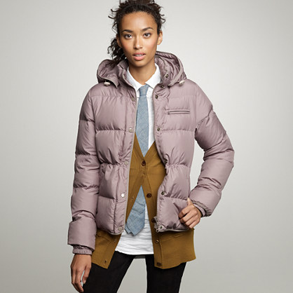 Lodge puffer jacket