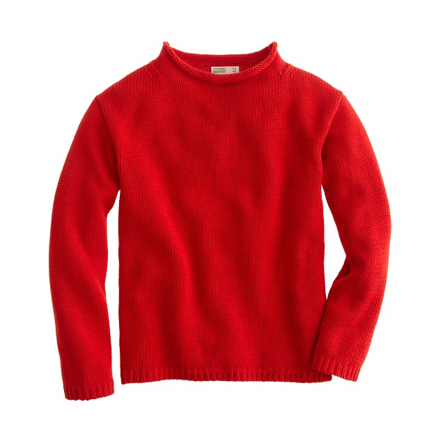 Boys' rollneck™ sweater