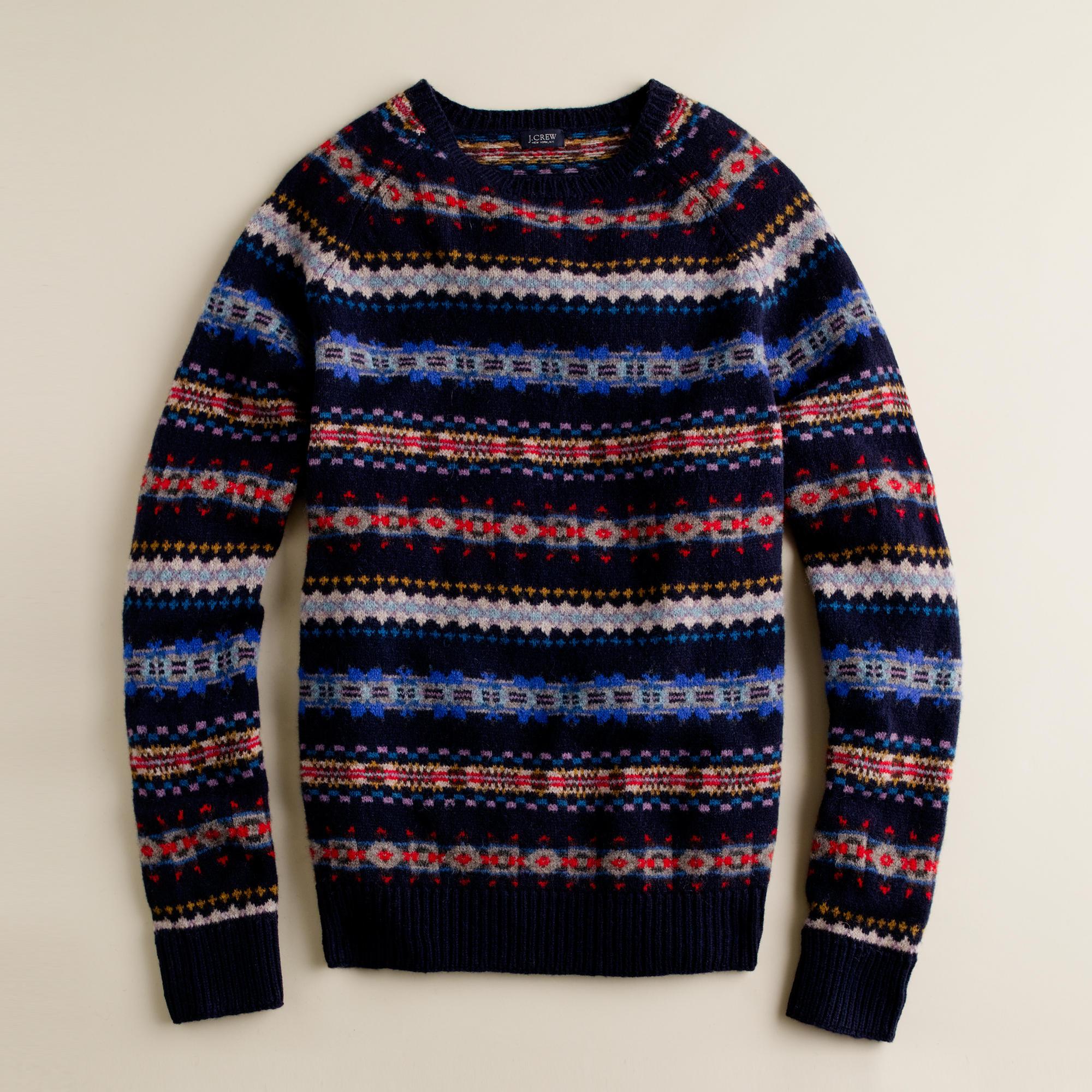 Lambswool Sweater