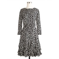 Collection scatter dot dress