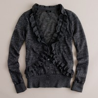 Heather traversa cardigan