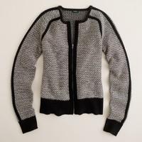 Dream tweed cardigan