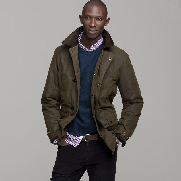 Woodland jacket