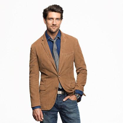 Ludlow sportcoat in 14-wale corduroy