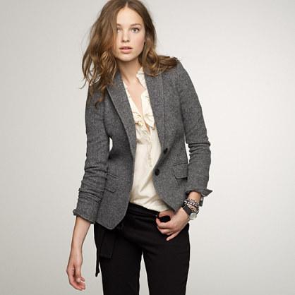 Tweed Harriet blazer