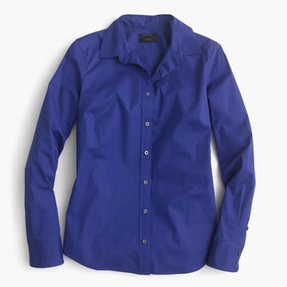 Petite stretch perfect shirt