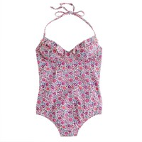 Liberty underwire tank in D'anjo floral