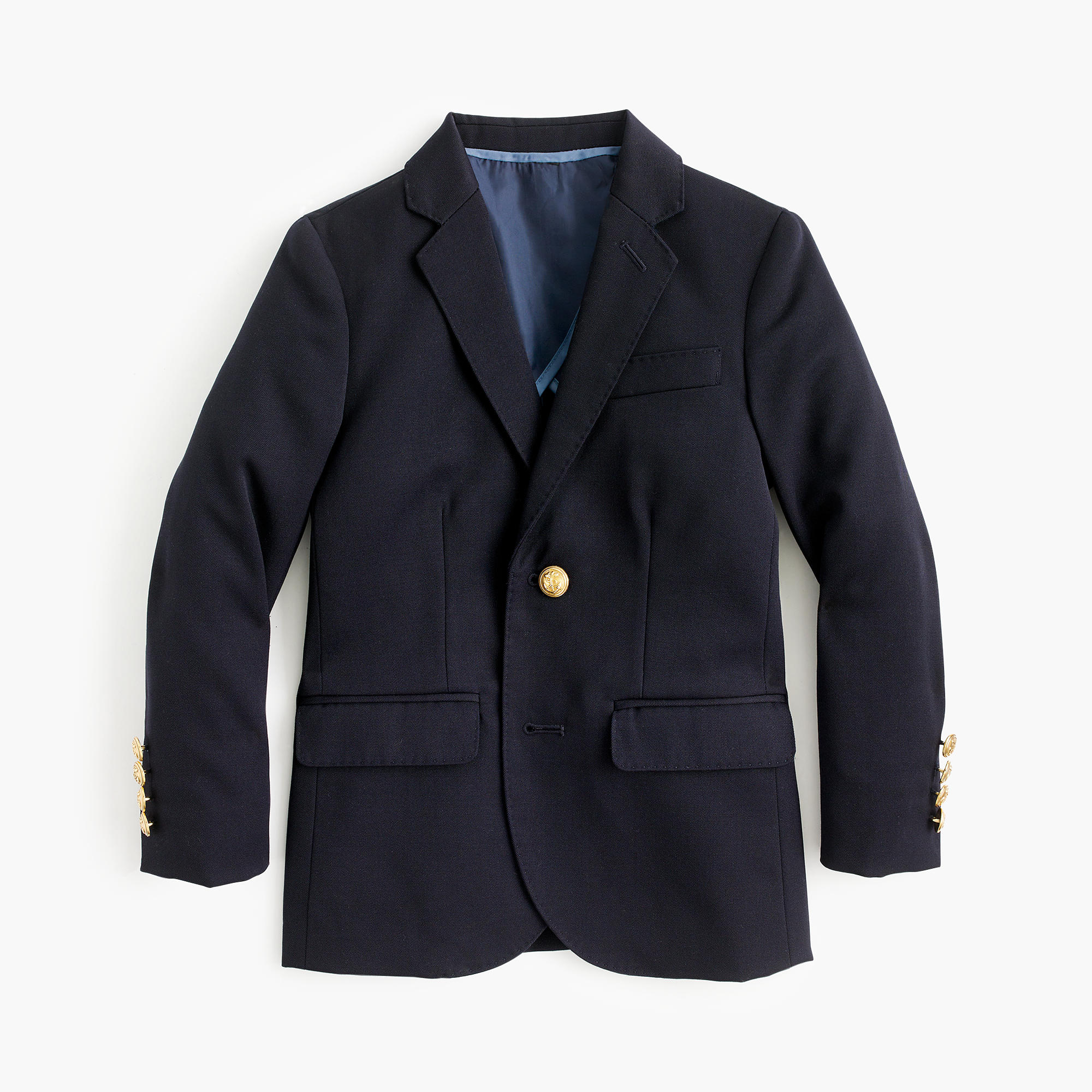 For the boys, check out our selection of suit jackets and blazers from Calvin Klein, Lauren Ralph Lauren and Tommy Hilfiger for debonair style no matter where you're headed. Dapper Little Dude Ideal for semi-formal and formal occasions, a blazer is the perfect piece to dress up a casual outfit with sharpness.