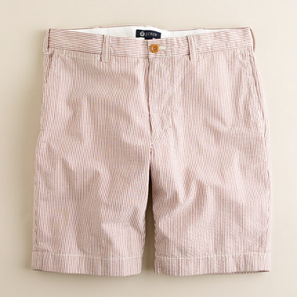 Stanton seersucker short