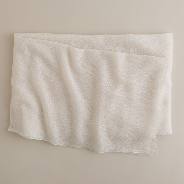 Luxe cashmere wrap