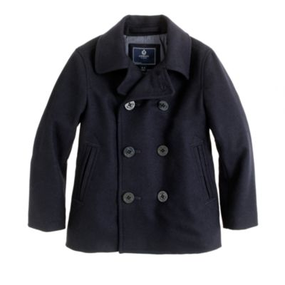 Sports coat. Durable yet offering plenty of comfort, sports coats are ideal for your outdoor-type boy. This style generally offers waterproof polyester materials that make them a weather-resistant and lightweight choice, while also being hardwearing outerwear.