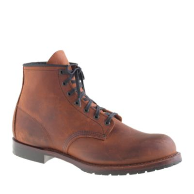 Red Wing® for J.Crew Beckman boots : Men boots | J.Crew