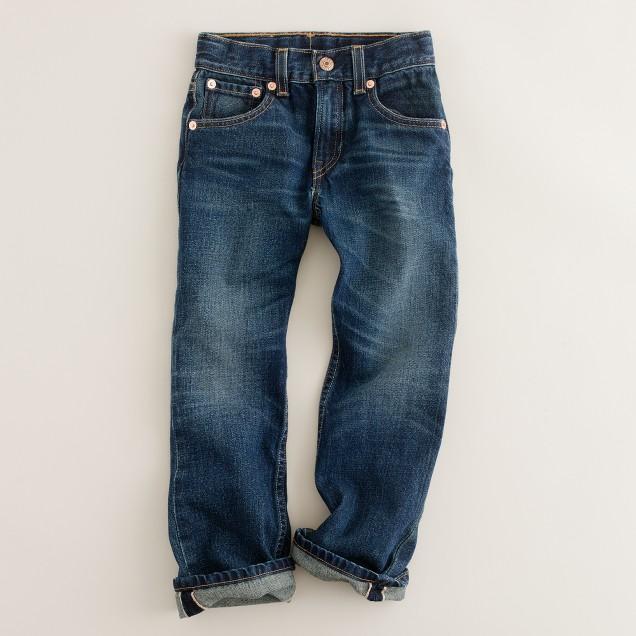Boys' Levi's® 503® best blues selvedge jean