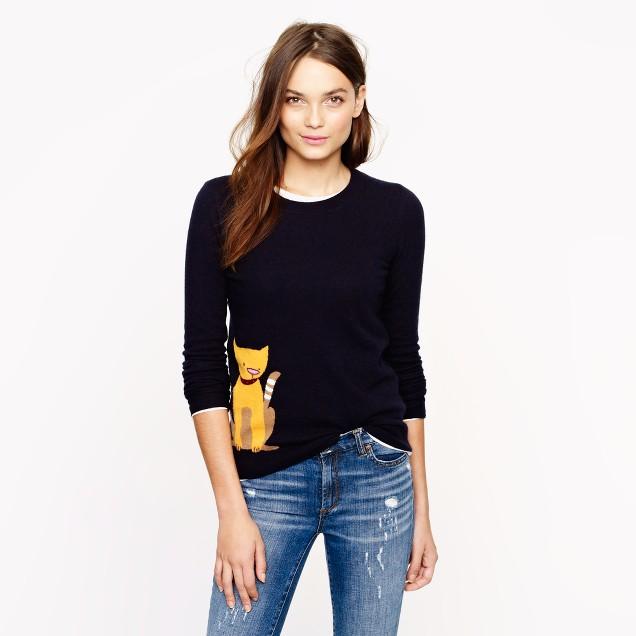 Tabby sweater
