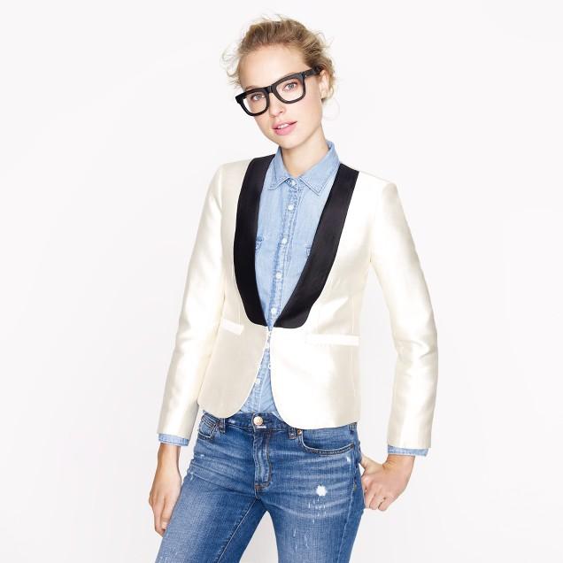 Collection tuxedo jacket