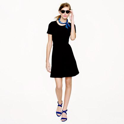 Ponte swing dress