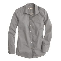Thomas Mason® for J.Crew check boy shirt