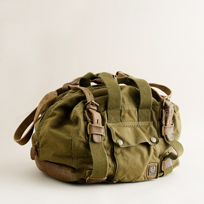 Belstaff® military bag