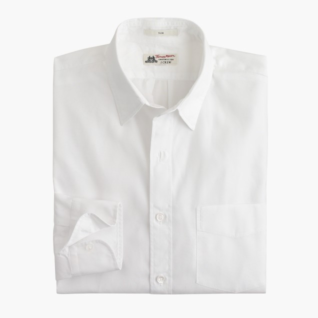 Slim Thomas Mason® for J.Crew shirt