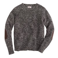 Wallace & Barnes Donegal wool sweater