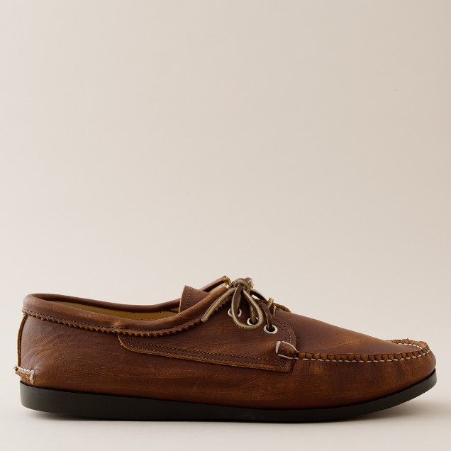 Quoddy® for J.Crew bluchers