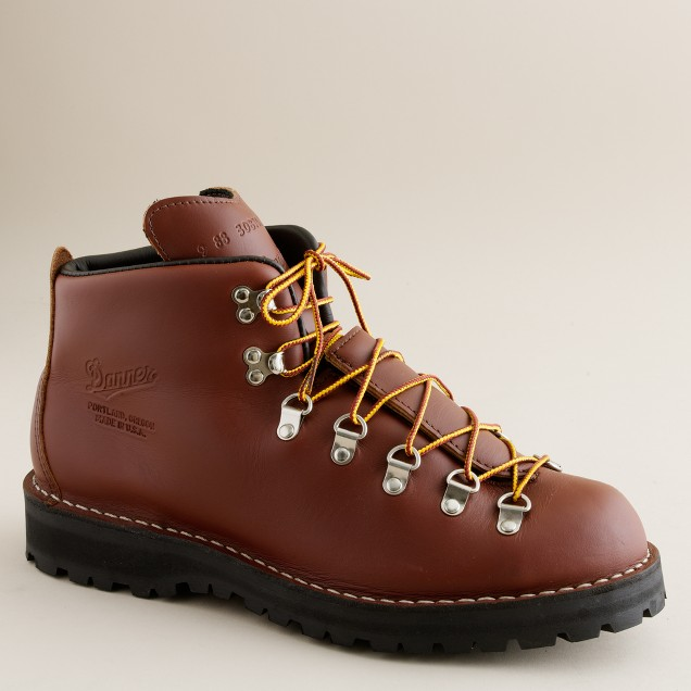 danner mountain light ii hiking boots j crew. Black Bedroom Furniture Sets. Home Design Ideas