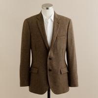Ludlow sportcoat in harvest herringbone English wool