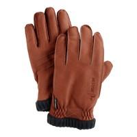 Hestra® deerskin Primaloft® ribbed gloves