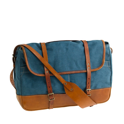 Wallace & Barnes messenger bag