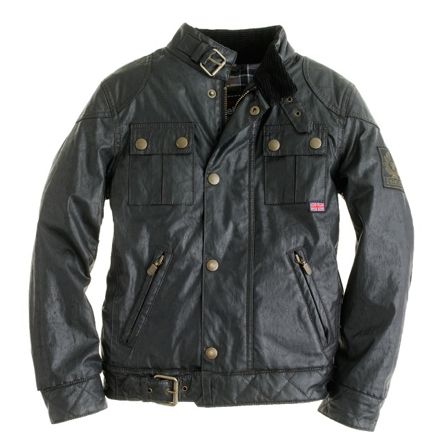 Boys' Belstaff® Icon jacket