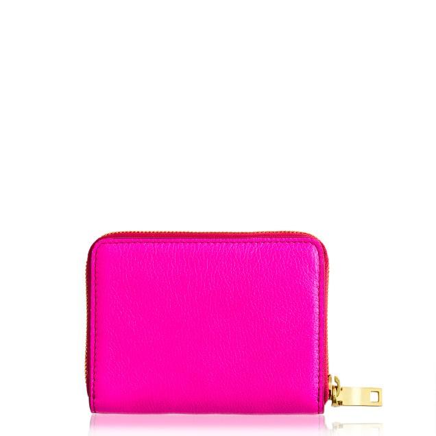 french zip wallet