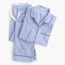 Petite vintage pajama set - HYDRANGEA