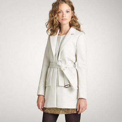 Italian wool blazecoat